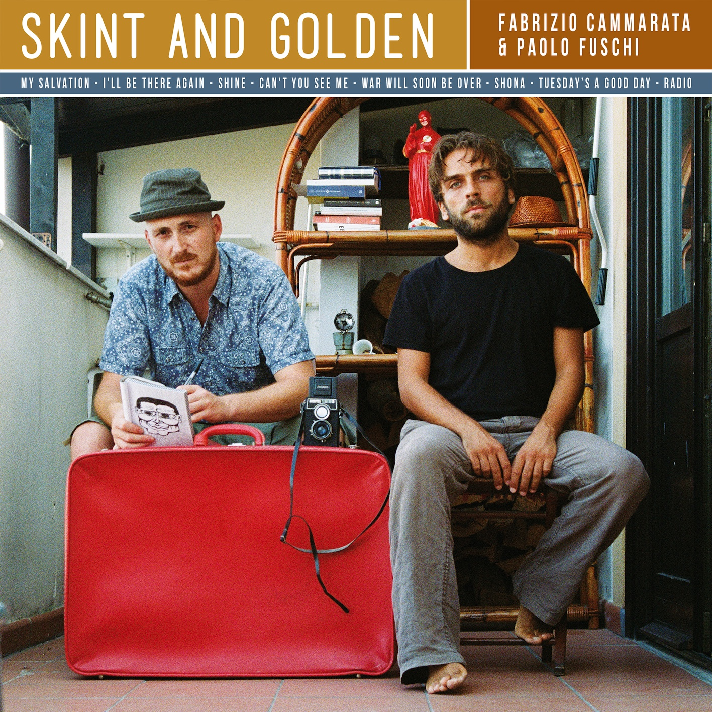 skint and golden Cover Image