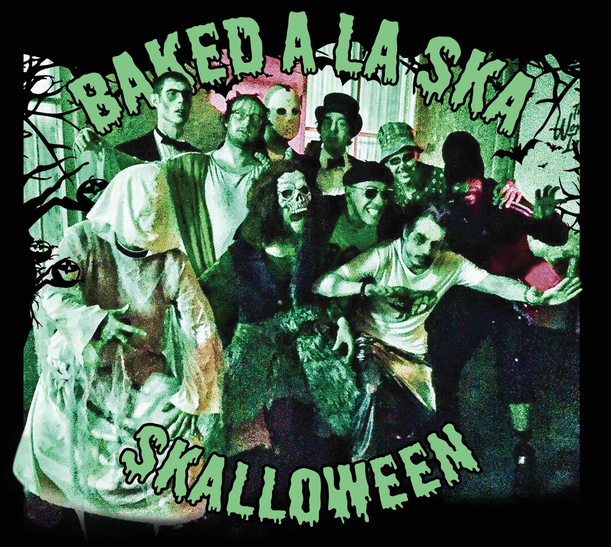 Skalloween Cover Image